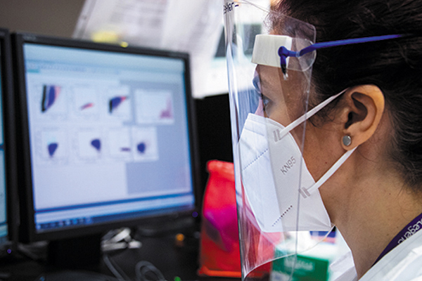 UAB Builds Functional Genomics  Database to Guide Covid-19 Research