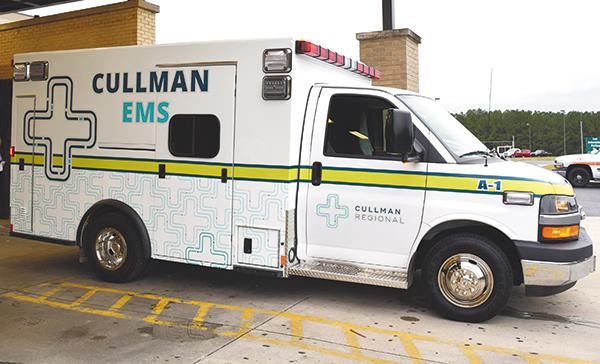 Cullman Regional Offers Signing Bonus for Paramedics
