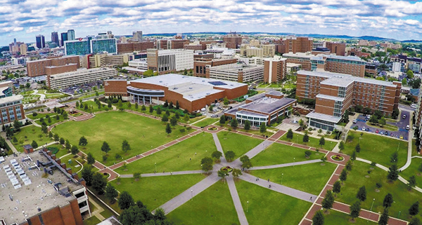 UAB Ranked the No 1 Best Large Employer in the United States