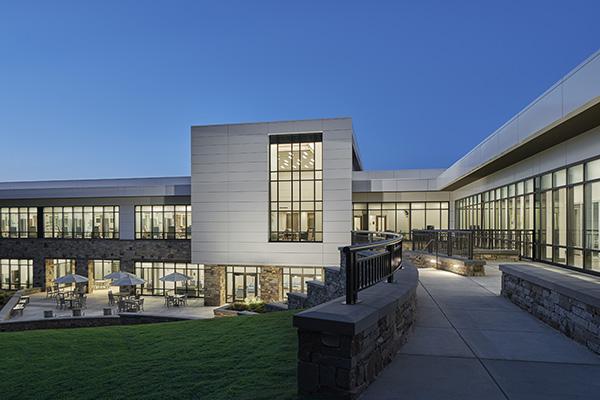 EAMC Opens Spencer Cancer Center