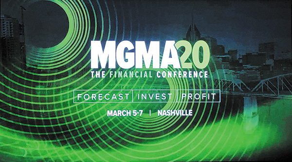 MGMA20: The Financial Conference