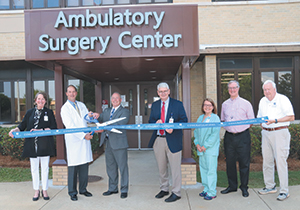 New EAMC-Lanier Ambulatory Surgery Center Receives AAAHC Accreditation