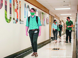 UAB's School of Public Health Sees Record Enrollment During Pandemic
