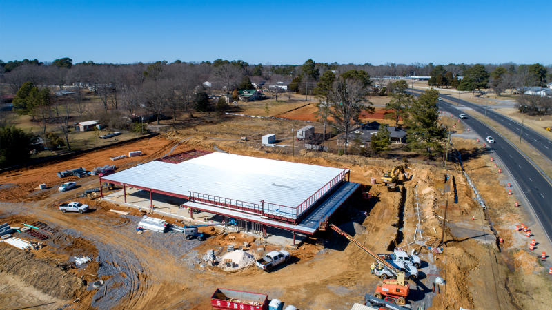 Cullman Regional Opens Alabama's First Health Park