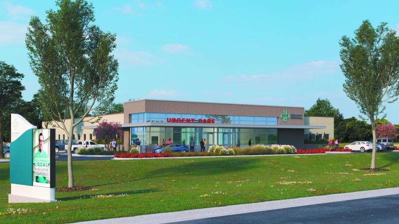Cullman Regional Opens Alabama's First Health Park   Health parks, outpatient centers, Cullman Regional Medical Center, Hartselle Health Park, Jane Ehrhardt; James Clements, CEO;