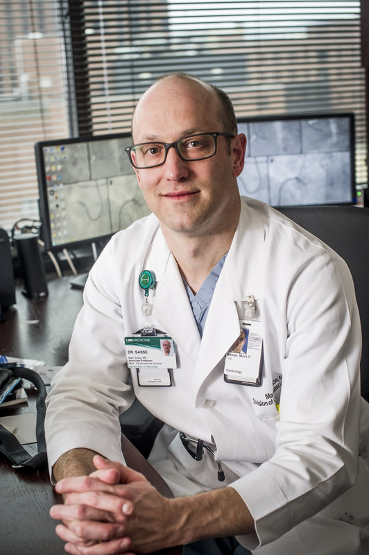 UAB Patients Receive New Dissolving Heart Stent