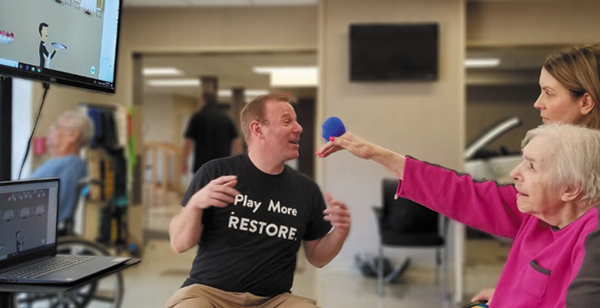 Let's Use the Current State of SNF Therapy as a Springboard to More Positive Outcomes | SNF Therapy, Ian Oppel, seniors, nursing home