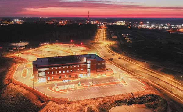 EAMC Opens New $33.7 Million Facility at Auburn